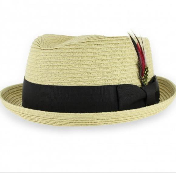 Hats In The Belfry Accessories Braided Jazz Summer Fedora Poshmark